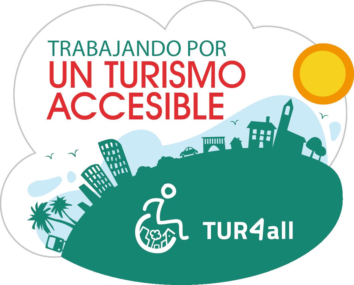TUR4all. Trabajando por un turismo accesible